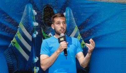 presentacion botas Jordi Alba 2