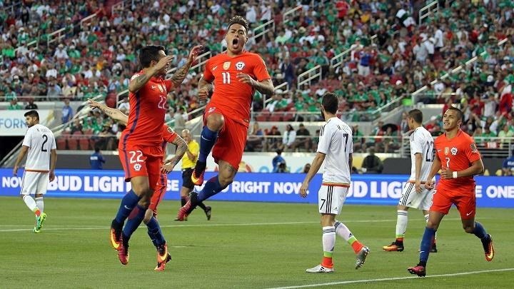 Chile Mexico