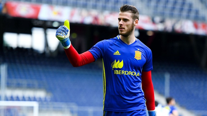 David de Gea seleccion
