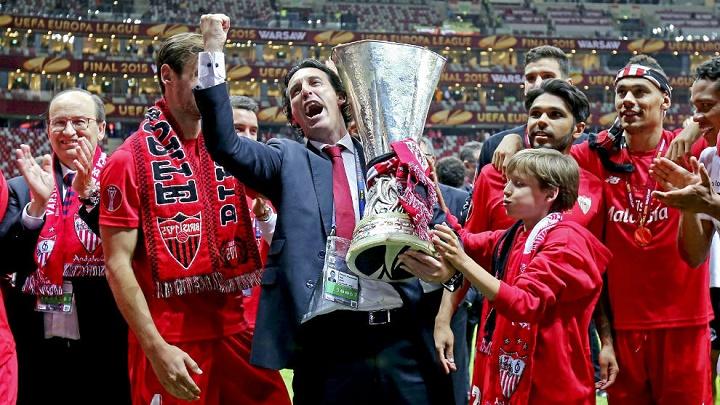 Emery Europa League