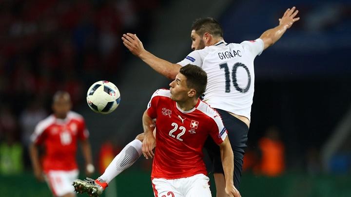 Francia Suiza