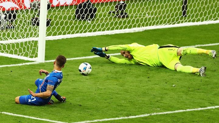 Islandia Austria 2-1
