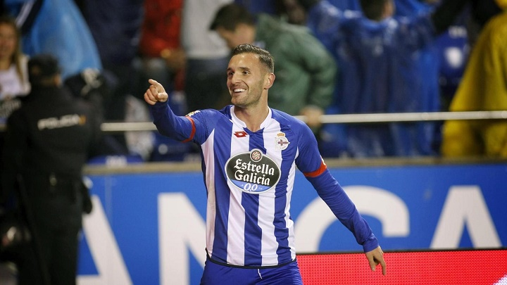 Lucas Perez Deportivo