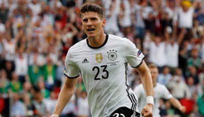 Mario Gomez Alemania