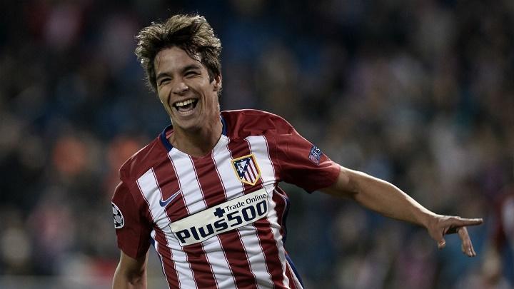 Oliver Torres Atletico