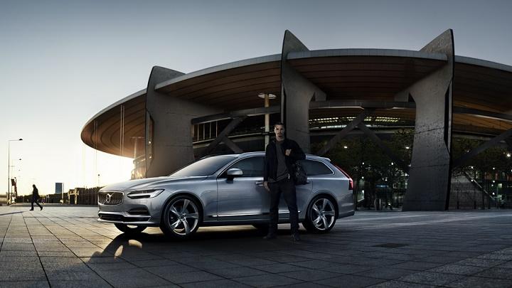 Volvo V90 Zlatan Ibrahimovic