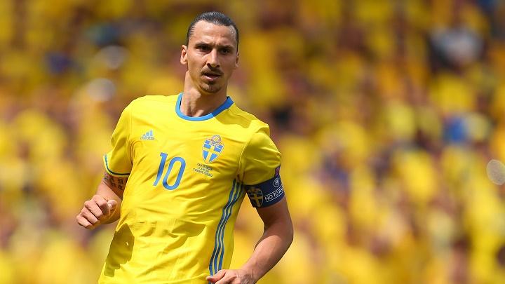 Zlatan Ibrahimovic Suecia