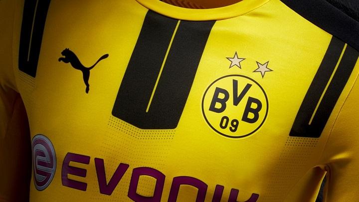 camiseta Borussia Dortmund 2016-2017 10