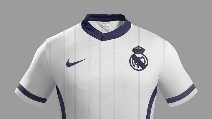 camiseta Nike Real Madrid