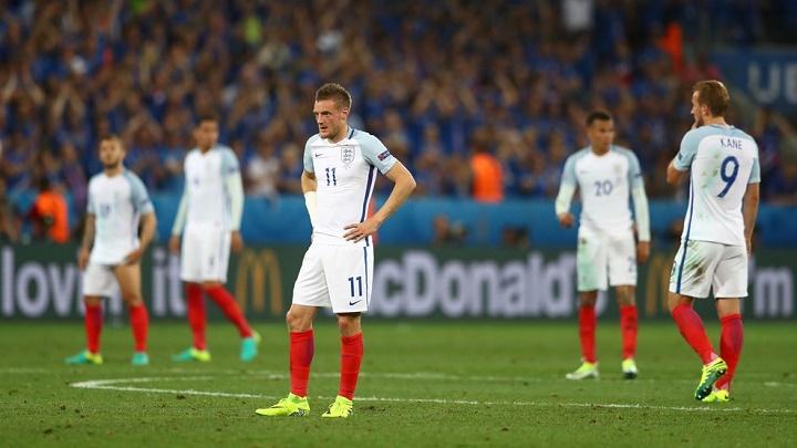 jugadores ingleses decepcionados