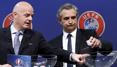 Infantino UEFA