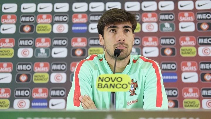 André Gomes rueda de prensa