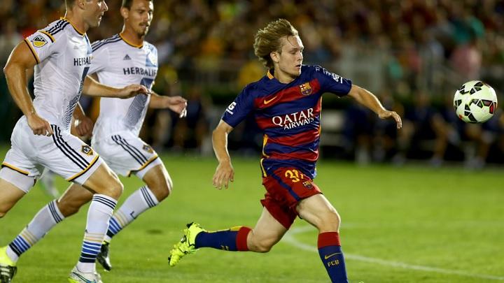 Halilovic Barcelona