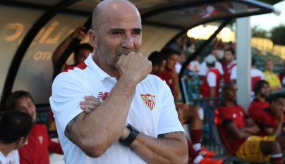 Jorge Sampaoli entrenador Sevilla