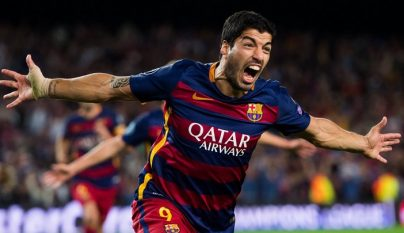 Luis Suarez gol