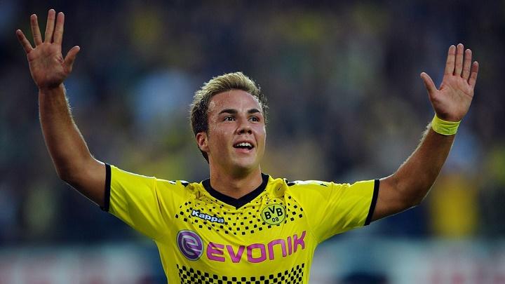 Mario Gotze Dortmund