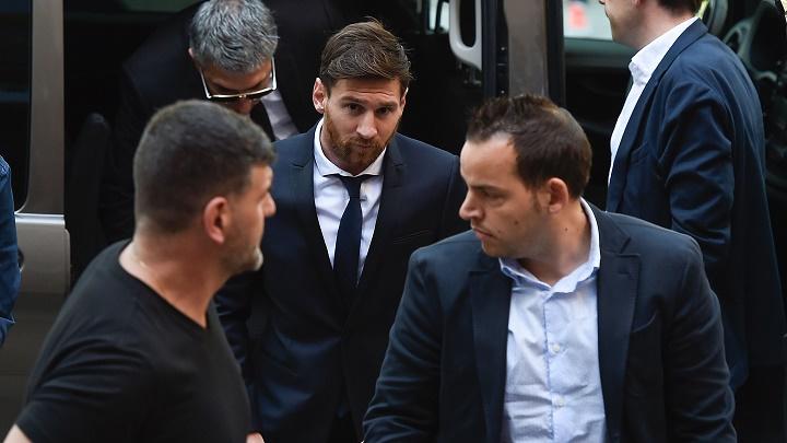 Messi juzgados