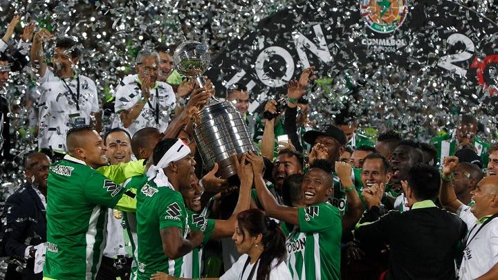 Nacional de Medellin Copa Libertadores