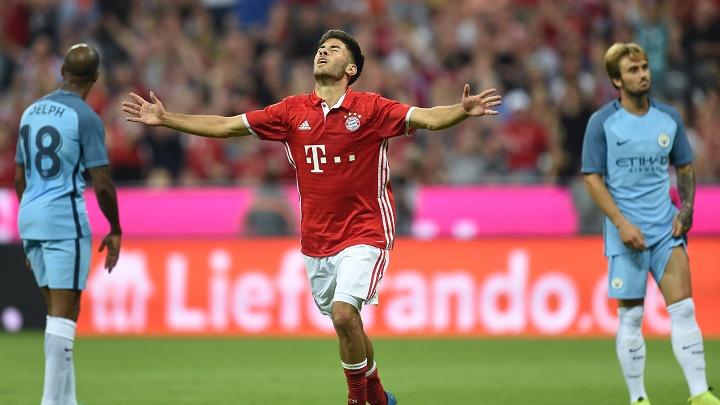 Oztürk Bayern gol