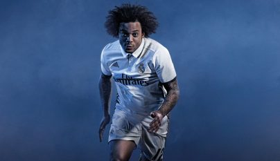 Primera equipacion Real Madrid 2016-2017 Marcelo