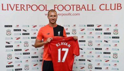 Ragnar Klavan Liverpool