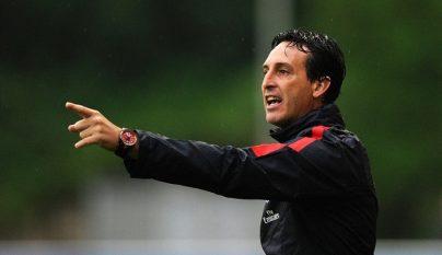Unai Emery PSG