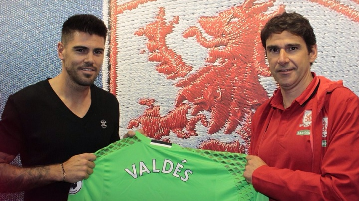 Valdes Middlesbrough