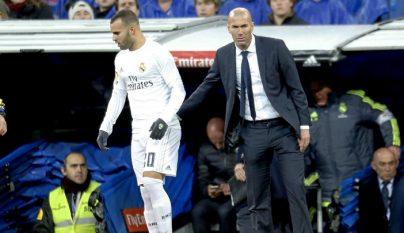 Zidane y Jese