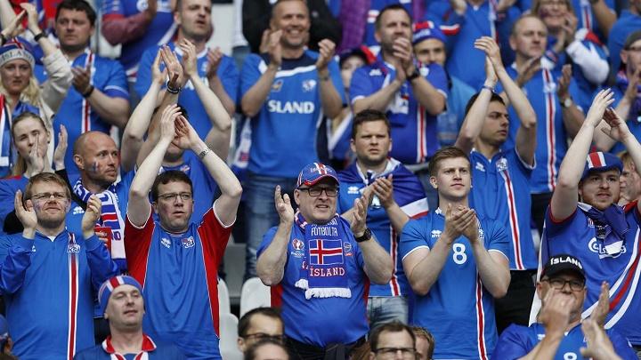aficionados islandeses
