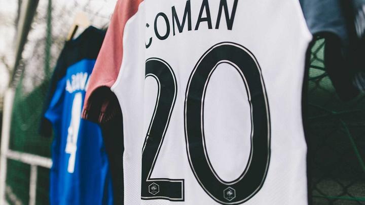 camiseta Coman