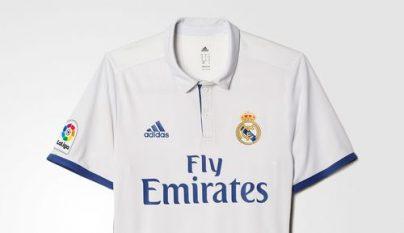 camiseta Real Madrid primera equipacion 2016-2017 4