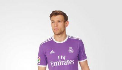 camiseta Real Madrid segunda equipacion 2016-2017 1