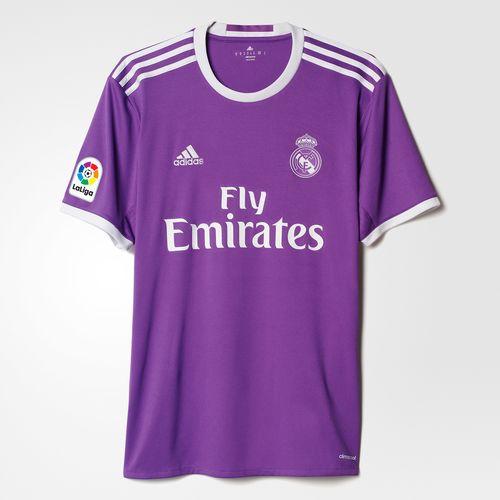 camiseta real madrid segunda equipacion 2016 2017 4