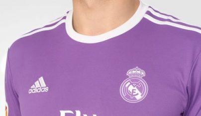 camiseta Real Madrid segunda equipacion 2016-2017 7