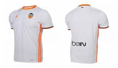 camiseta Valencia 2016-2017 1