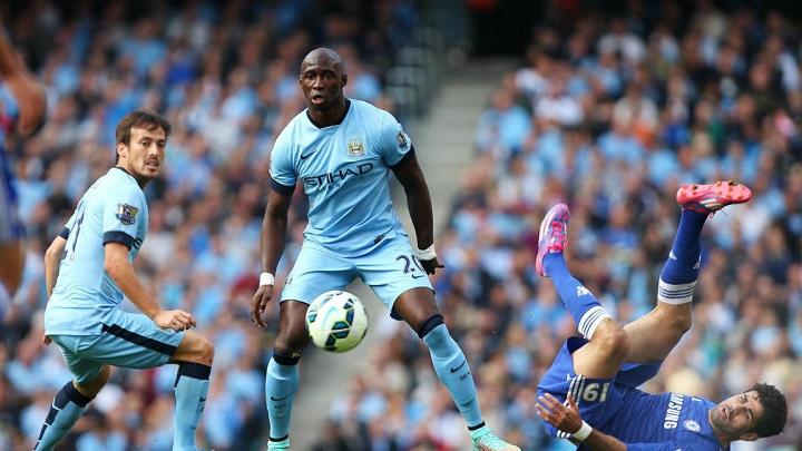 Mangala Manchester City