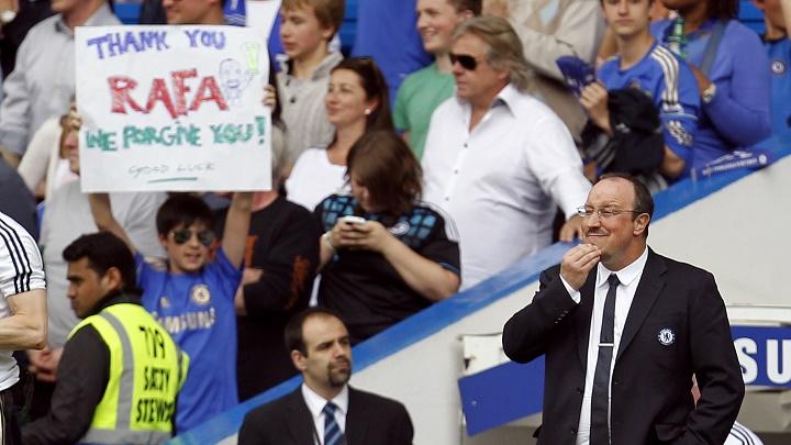 Rafa Benitez Chelsea