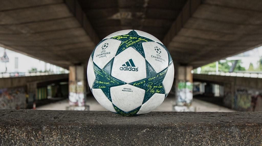 balon Champions League 2016-2017 1
