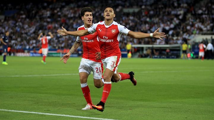 Alexis gol PSG