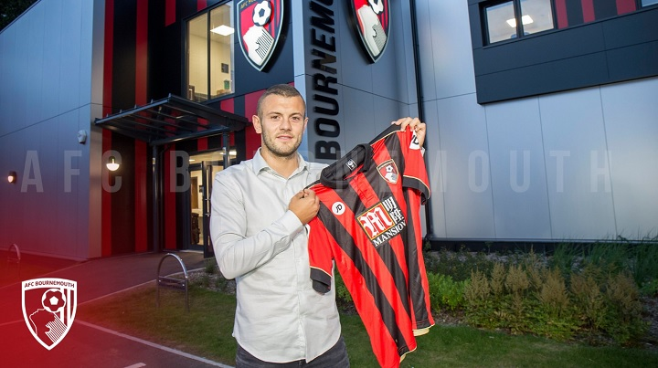 Bournemouth Wilshere