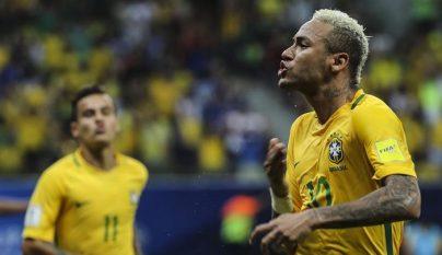 Neymar gol