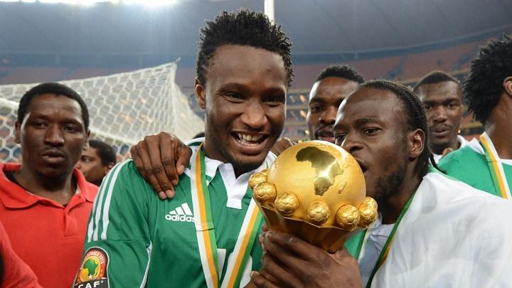 Obi Mikel Nigeria
