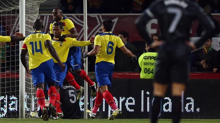 Portugal Ecuador