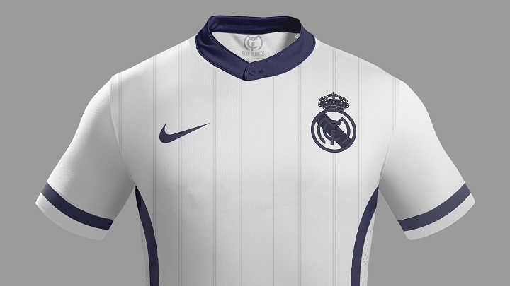 Real Madrid Nike