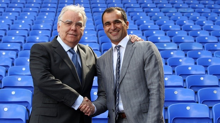 Roberto Martínez fichaje Everton