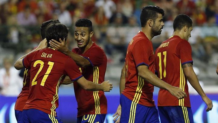 Silva y Thiago
