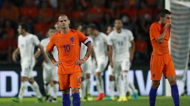 seleccion holandesa sneijder