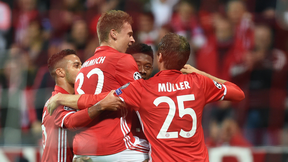 Bayern gol