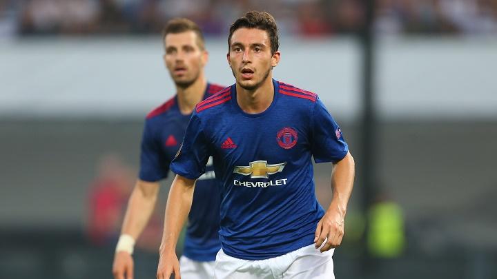 Darmian Manchester United
