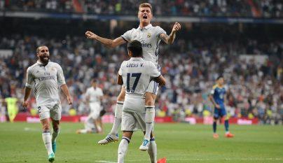 Toni Kroos gol Celta